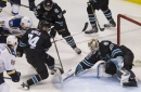 Quick Bite: Sharks badly outplayed by Blues in loss