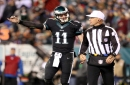 Eagles' Torrey Smith compares Carson Wentz to Super Bowl winning QBs