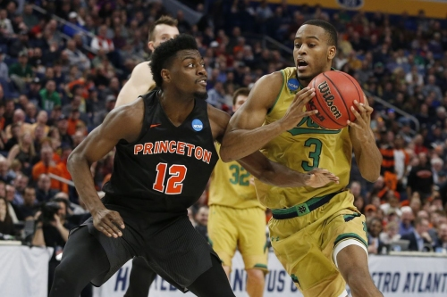 2017 NCAA Tournament: What We Learned - Notre Dame Survives Princeton