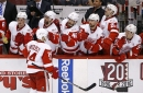 Young players, crafty veterans combine to help Red Wings rebound