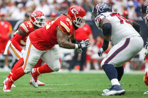 Arrowheadlines: Free agent safety signs with Chiefs, Falcons welcome Dontari Poe