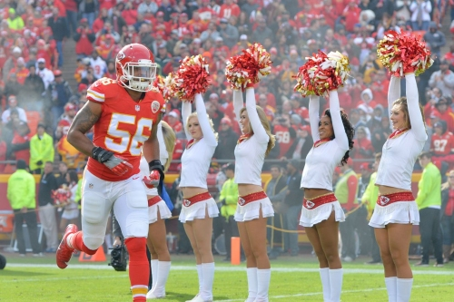 Chiefs create more cap space by re-working Derrick Johnson, Anthony Sherman contracts