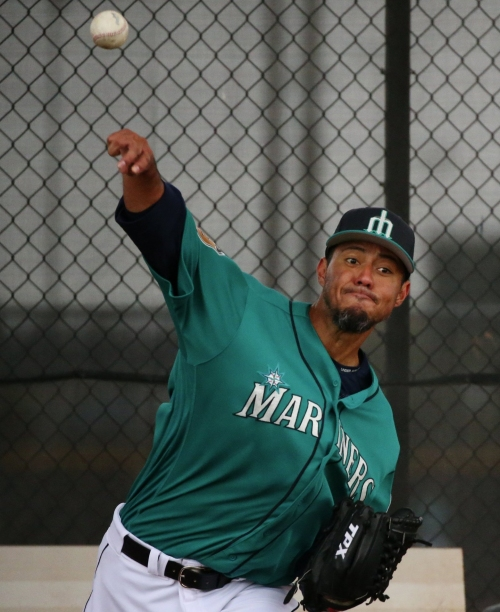 With World Baseball Classic mess behind him, Yovani Gallardo happy to be back with Mariners
