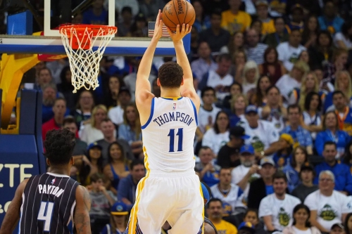 Warriors return to their dominant form