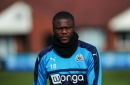 Chancel Mbemba posts defiant Twitter message claiming he is refusing to give up on Newcastle career