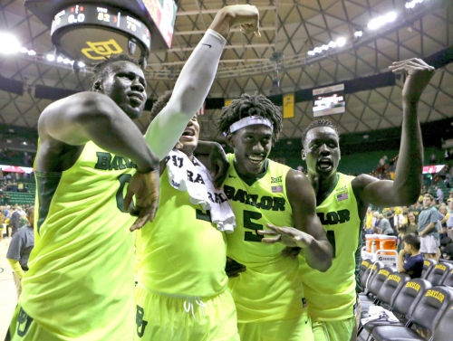 Live: Baylor opens NCAA tournament against New Mexico State