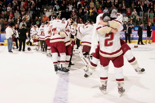 Hockey East Semifinals Preview: Boston College vs. Boston University