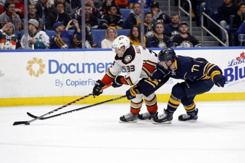 Ducks v. Sabres PREVIEW: Every Game Counts