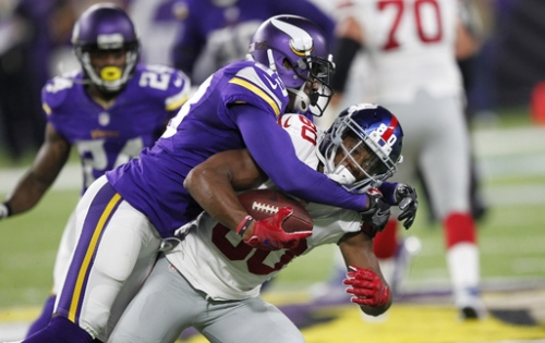 For ageless Terence Newman, Minnesota return was easy call The Associated Press