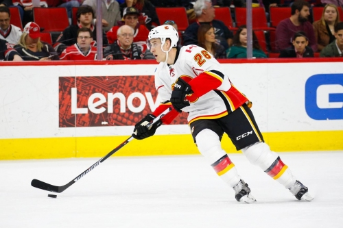 Projected Lines: Calgary Flames vs Dallas Stars