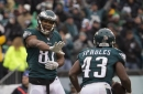 How much might the Eagles have to pay Jordan Matthews next year?