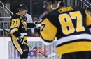 Penguins Pregame: Evgeni Malkin, Ron Hainsey out, Derrick Pouliot recalled and Patric Hornqvist a game-time decision versus Devils