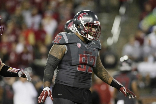 Former WSU football player Robert Barber pleads not guilty, files motion to dismiss charge