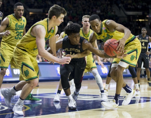 Analysis: It's bounce-back time for Notre Dame seniors Beachem, Vasturia
