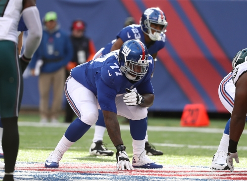 John Jerry on re-signing with Giants: 'This is home'