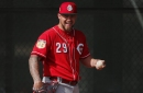 Spring Training 2017 Game 22: Reds vs. Indians