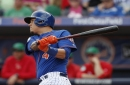 Wilmer Flores crying over lack of set role with Mets