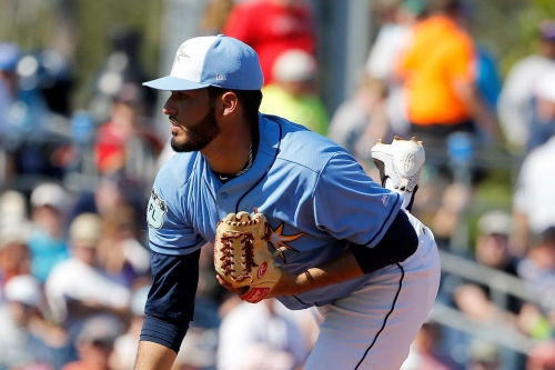 Tampa Bay Rays spring training 2017: Kevin Gadea has elbow tendinitis, will be placed on disabled list