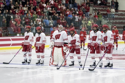 Wisconsin women's hockey defeats Boston College 1-0 to advance to the National Championship