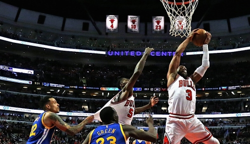 Chicago Bulls' Dwyane Wade Injury A Blessing In Disguise [Opinion]