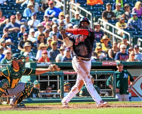Cleveland Indians: Danny Salazar sharp for Tribe split squad