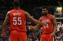 Hill on fire as Pelicans topple Rockets