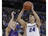 UCLA Notes: Once almost a Bruin, Kobe Paras happy at Creighton