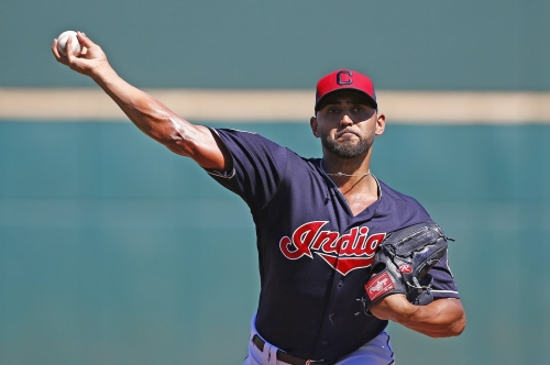 Splitsville: Seven things we learned Friday as Cleveland Indians split with Rangers, Reds