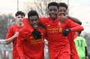 Critchley delighted with the spirit his Liverpool U18s are showing