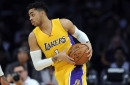 D'Angelo Russell showed the fight the Lakers were looking for against the Bucks