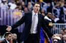 Luke Walton goes ballistic on 'crap' officiating, Bucks staff after altercation