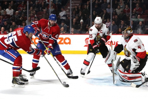 Saturday Habs Headlines: Atlantic Division lead on the line as Habs and Sens renew rivalry