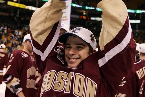 Hockey East Men's Championship: How to Watch Boston College Men's Ice Hockey vs. UMass Lowell