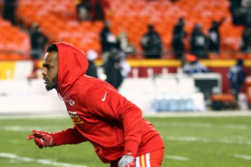 Derrick Johnson is a great Chief