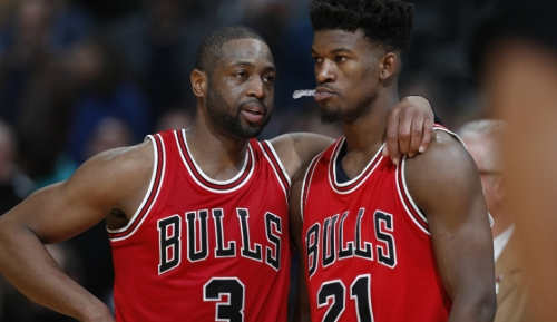 NBA: Dwyane Wade Out Due To Injury, Poses Challenges To Jimmy Butler And Bulls