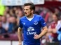 Team News: Baines fit to start for Everton