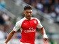 Alex Oxlade-Chamberlain apologises to Arsenal fans