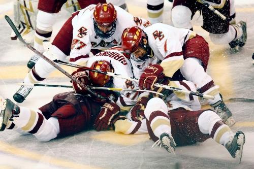 Hockey East Championship Preview: Boston College vs. UMass Lowell