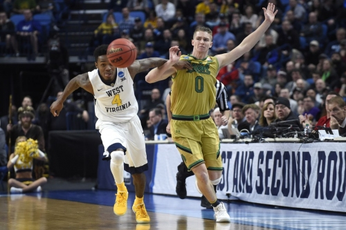 NCAA Tournament 2017 Quick Recap: West Virginia 83, Notre Dame 71