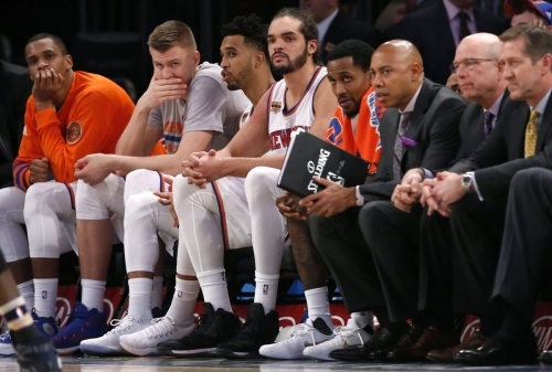 News' Top 5 reasons Knicks are a 'super' bad team