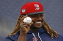 Hanley Ramirez, Boston Red Sox DH/1B, might play field in spring games in next 2 weeks after 'breakthrough'