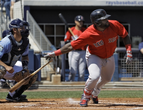 Pablo Sandoval, Boston Red Sox 3B, crushes 2 homers vs. Twins (video), batting .333 this spring