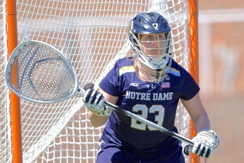 Notre Dame Women's Lacrosse: Irish Blown Out By Speedy Virginia