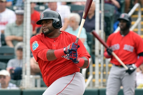 Red Sox 12, Twins 5: Pablo Sandoval is obnoxious