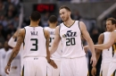 The Magic of Sample Size and which five Utah Jazz players should be on the court more