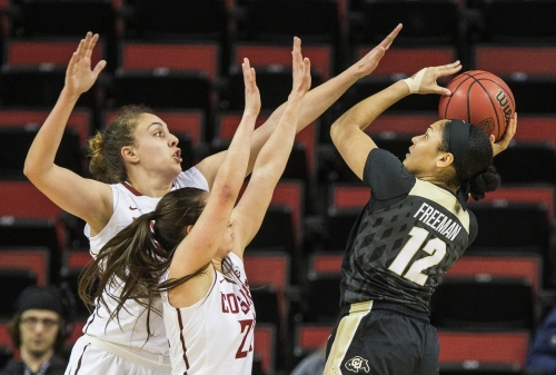 WSU women's hoops edges Wyoming in OT to advance to third round of WNIT
