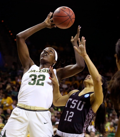 Baylor beats Texas Southern 119-30 in most lopsided women's NCAA tournament game ever