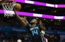 Charlotte Hornets hold on late, defeat Washington Wizards 98-93