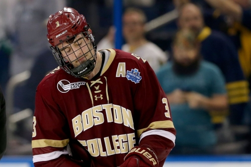 Final NCAA Hockey Bracketology: Boston College finishes as the first team out