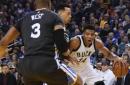 Bucks-Warriors Twi-lights: Milwaukee leads in first quarter of loss